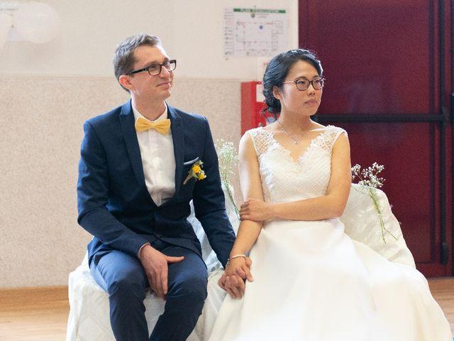 Le mariage de Luc et Fidella à Belfort, Territoire de Belfort 1