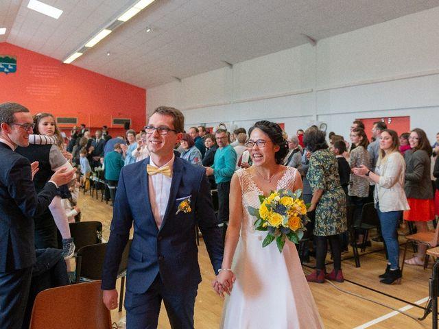 Le mariage de Luc et Fidella à Belfort, Territoire de Belfort 2