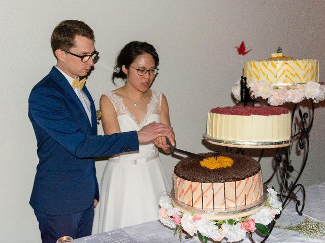 Le mariage de Fidella et Luc