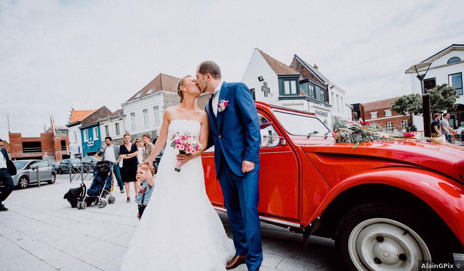 Le mariage de Damien et Isabelle à Roncq, Nord