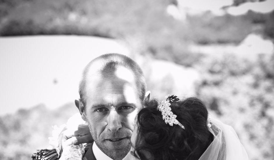 Le mariage de alex et leya à Saint-Laurent-d'Olt, Aveyron
