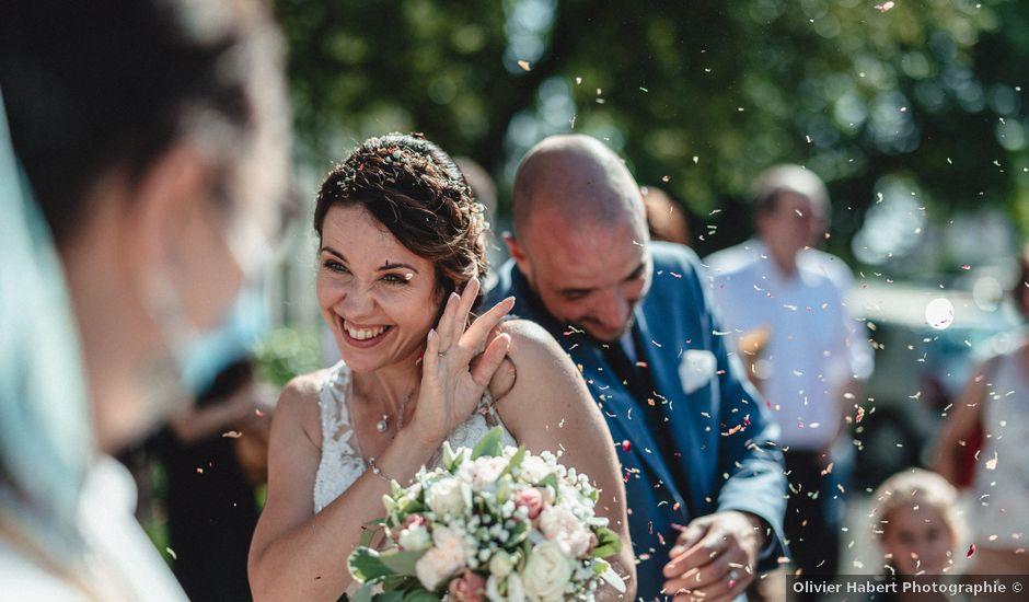 Le mariage de Franck et Laura à Aurillac, Cantal
