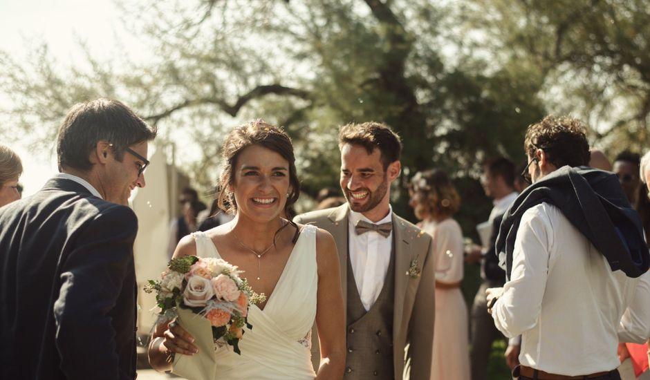 Le mariage de Sebastian  et Pauline  à Lanton, Gironde