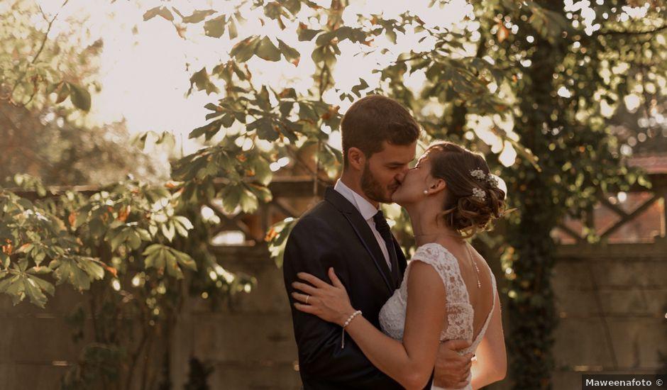 Le mariage de Yoann et Aurélie à Vieux-Thann, Haut Rhin