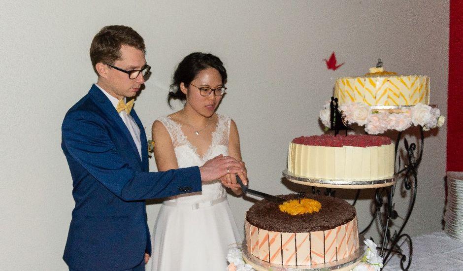 Le mariage de Luc et Fidella à Belfort, Territoire de Belfort