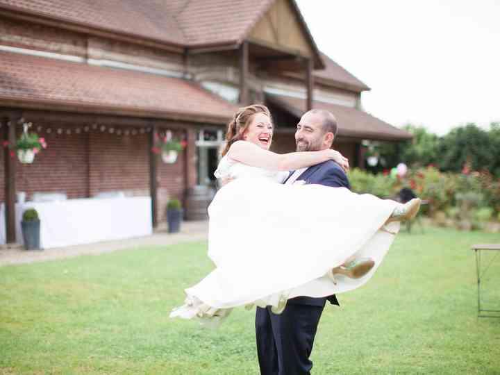 Le mariage de Estelle et Matt