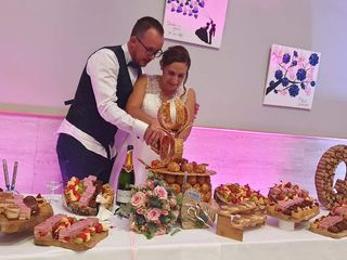 Le mariage de Charlène et Quentin 3