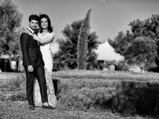 Le mariage de Sabine et Mickael 1
