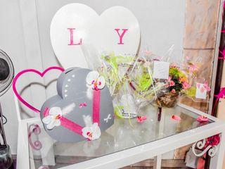 Le mariage de Lucy et Yannick 1