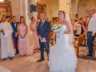 Le mariage de Lucy et Yannick
