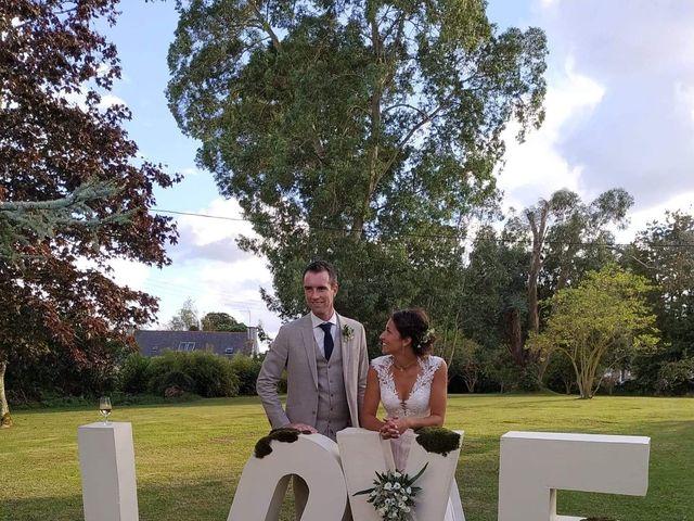 Le mariage de Nicolas et Ines à Plouguiel, Côtes d'Armor 2