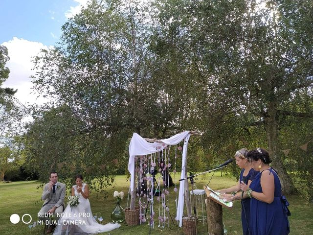 Le mariage de Nicolas et Ines à Plouguiel, Côtes d'Armor 3