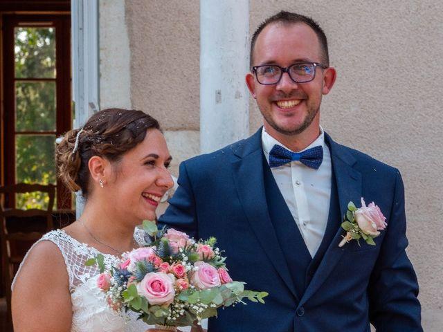 Le mariage de Quentin et Charlène à Gergy, Saône et Loire 3