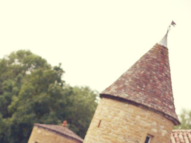 Le mariage de Andréa et Anne à Lacenas, Rhône 5