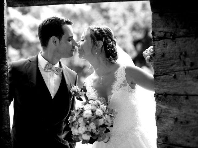 Le mariage de Andréa et Anne à Lacenas, Rhône 2