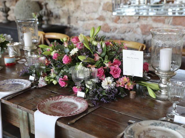 Le mariage de Mickael et Sabine à Solérieux, Drôme 4