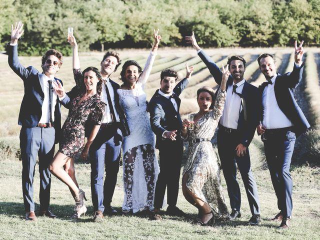 Le mariage de Mickael et Sabine à Solérieux, Drôme 20