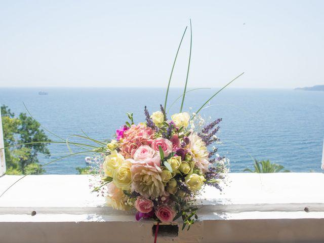 Le mariage de Pierre et Aurélie à Toulon, Var 7