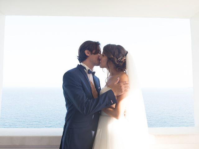 Le mariage de Pierre et Aurélie à Toulon, Var 1