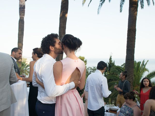Le mariage de Pierre et Aurélie à Toulon, Var 80