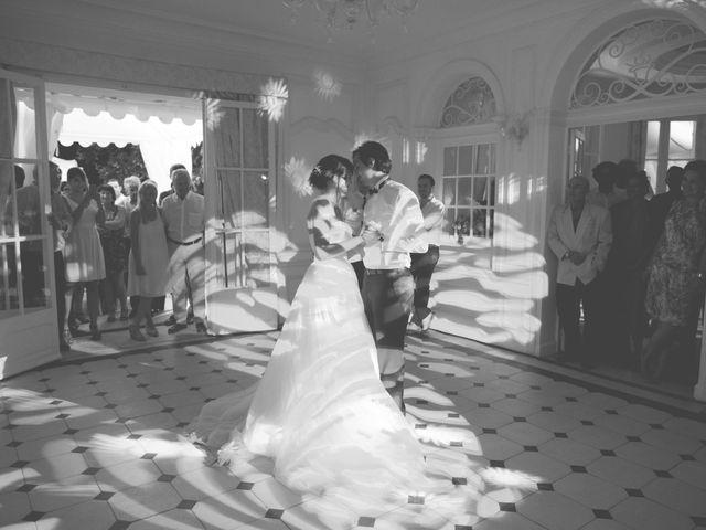 Le mariage de Pierre et Aurélie à Toulon, Var 83