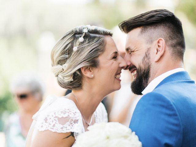 Le mariage de Alexandra et Romain