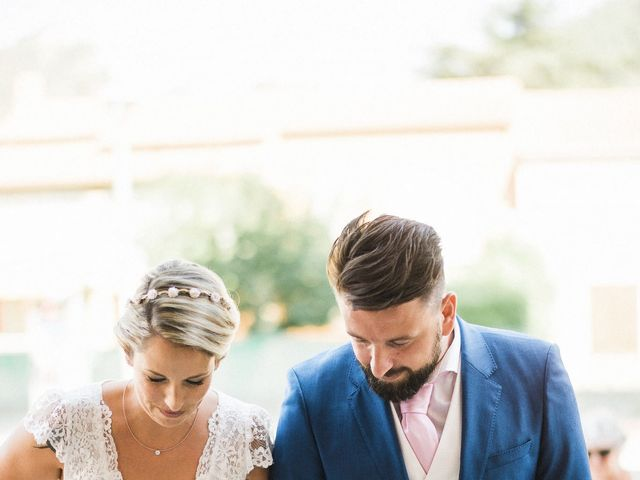 Le mariage de Romain et Alexandra à Le Beausset, Var 22