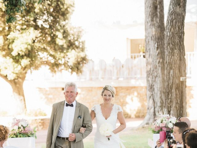 Le mariage de Romain et Alexandra à Le Beausset, Var 38