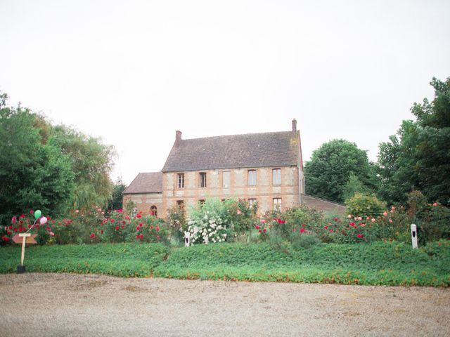 Le mariage de Matt et Estelle à Cergy, Val-d'Oise 4
