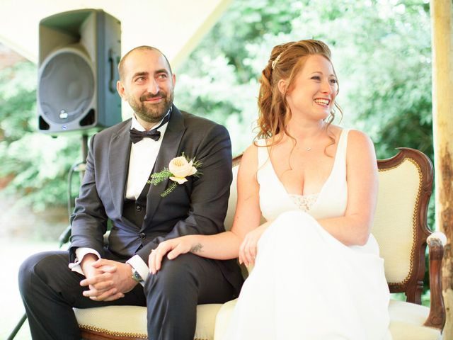Le mariage de Matt et Estelle à Cergy, Val-d'Oise 32