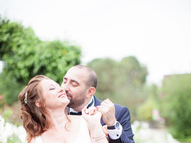 Le mariage de Matt et Estelle à Cergy, Val-d'Oise 42