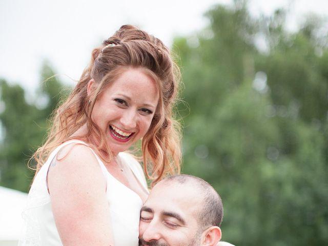 Le mariage de Matt et Estelle à Cergy, Val-d'Oise 46