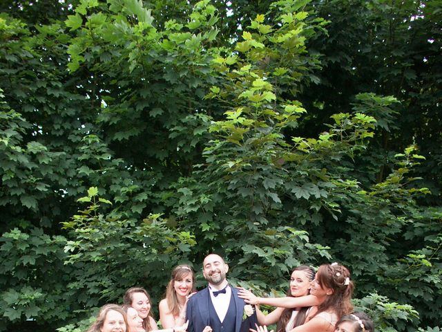 Le mariage de Matt et Estelle à Cergy, Val-d'Oise 53