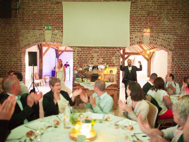 Le mariage de Matt et Estelle à Cergy, Val-d'Oise 62