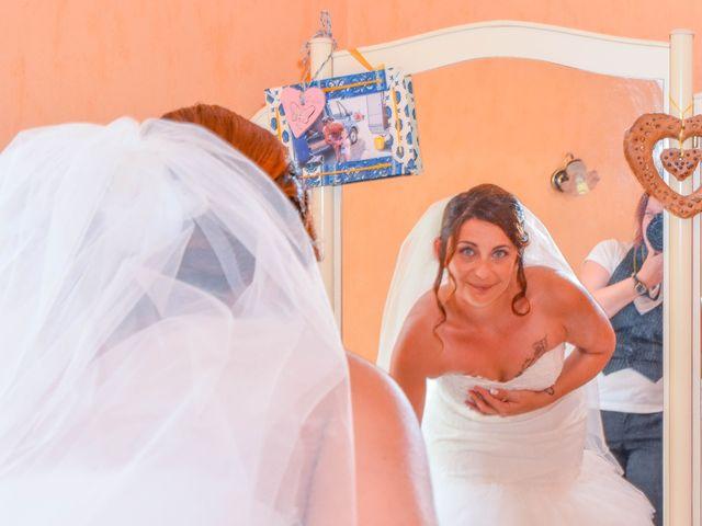 Le mariage de Yannick et Lucy à Aubignan, Vaucluse 14