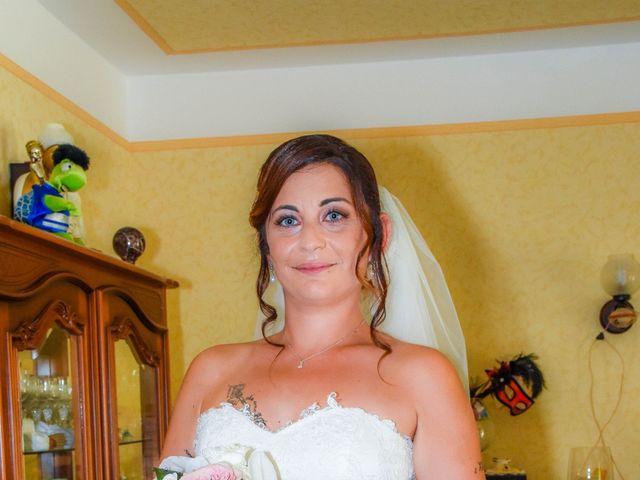 Le mariage de Yannick et Lucy à Aubignan, Vaucluse 15