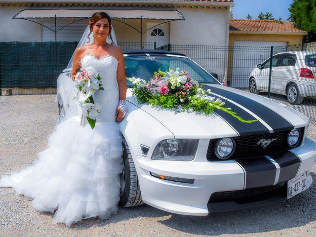 Le mariage de Yannick et Lucy à Aubignan, Vaucluse 16