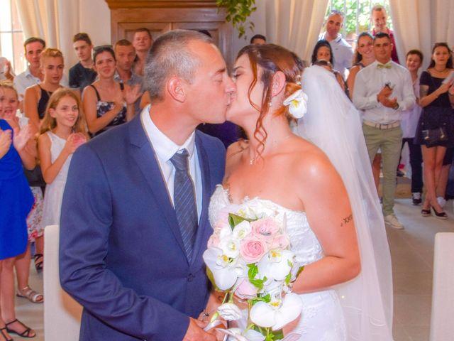 Le mariage de Yannick et Lucy à Aubignan, Vaucluse 20