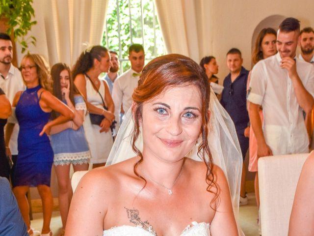 Le mariage de Yannick et Lucy à Aubignan, Vaucluse 21