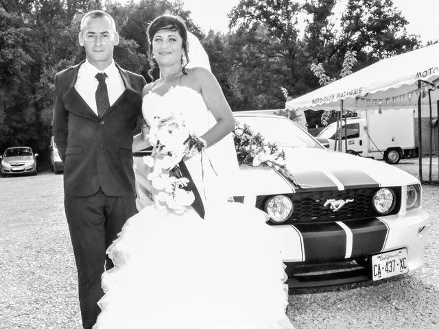 Le mariage de Yannick et Lucy à Aubignan, Vaucluse 32
