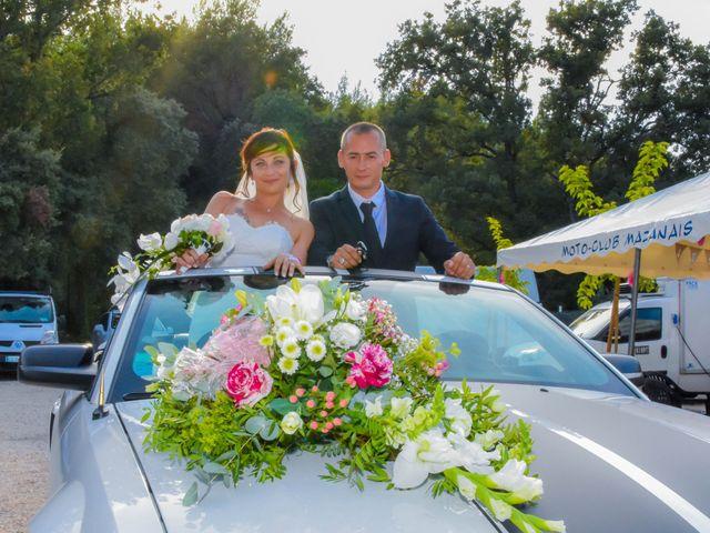 Le mariage de Yannick et Lucy à Aubignan, Vaucluse 33