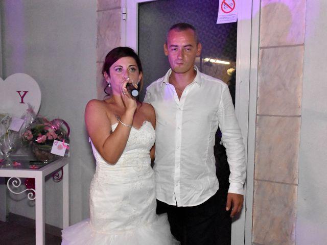 Le mariage de Yannick et Lucy à Aubignan, Vaucluse 54