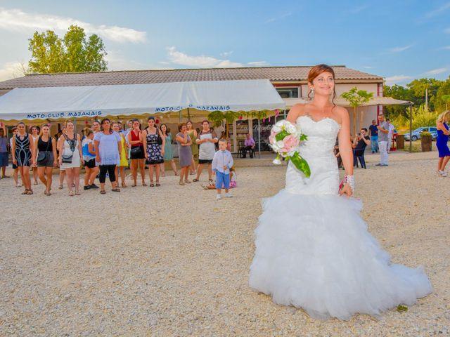 Le mariage de Yannick et Lucy à Aubignan, Vaucluse 55