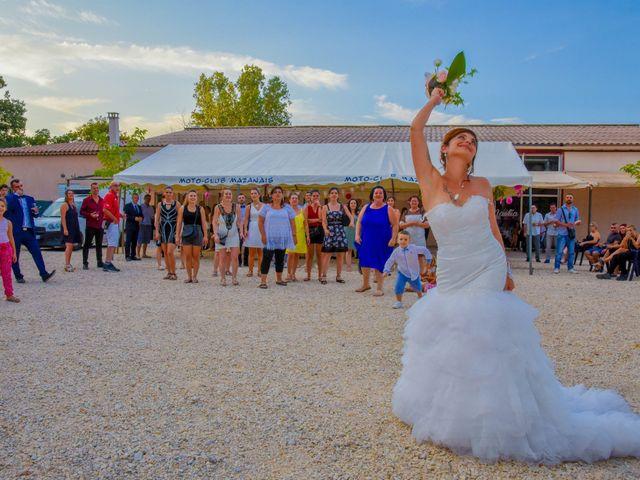 Le mariage de Yannick et Lucy à Aubignan, Vaucluse 56
