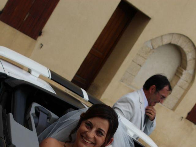 Le mariage de Yannick et Lucy à Aubignan, Vaucluse 75