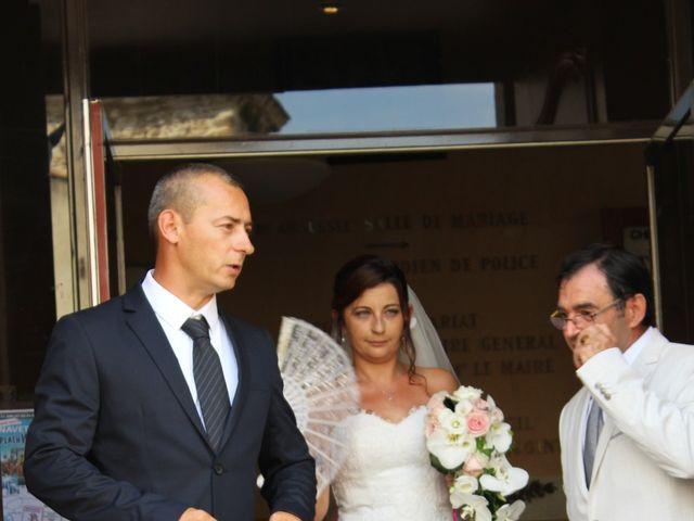 Le mariage de Yannick et Lucy à Aubignan, Vaucluse 79