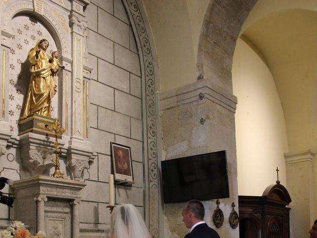 Le mariage de Yannick et Lucy à Aubignan, Vaucluse 83