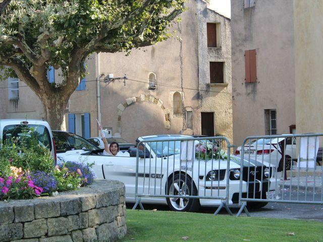 Le mariage de Yannick et Lucy à Aubignan, Vaucluse 86