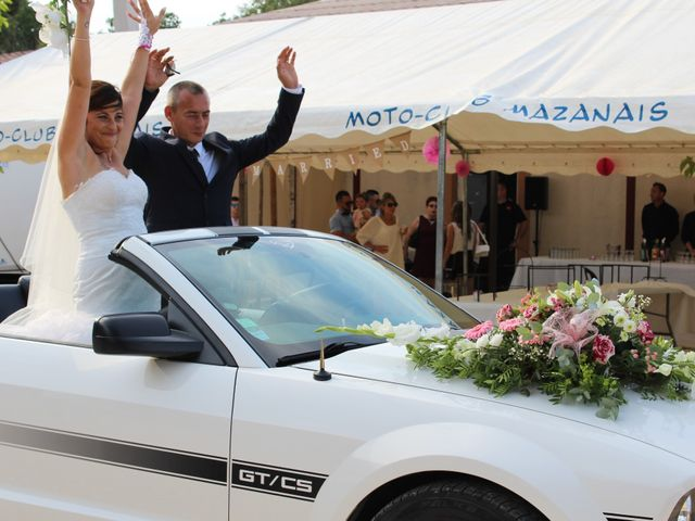Le mariage de Yannick et Lucy à Aubignan, Vaucluse 92