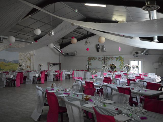 Le mariage de Yannick et Lucy à Aubignan, Vaucluse 93